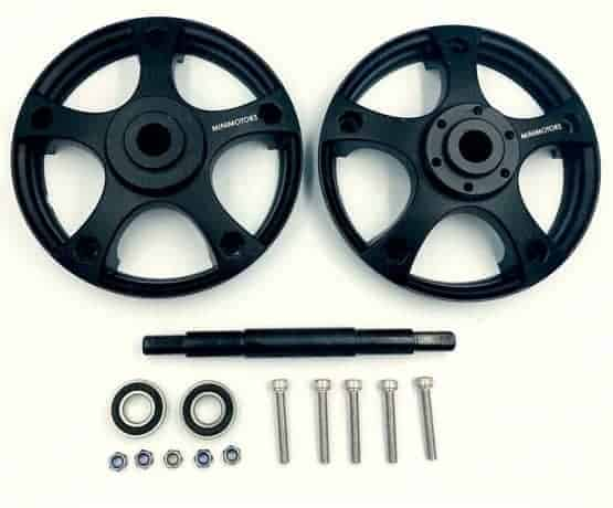 Kaabo-Minimotors-Wheel-Hub-Kit-New-wheel-upgrade-for-the-Mantis-10-Single-Motor-model-800W copy