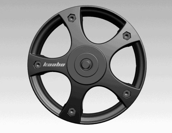 update wheel
